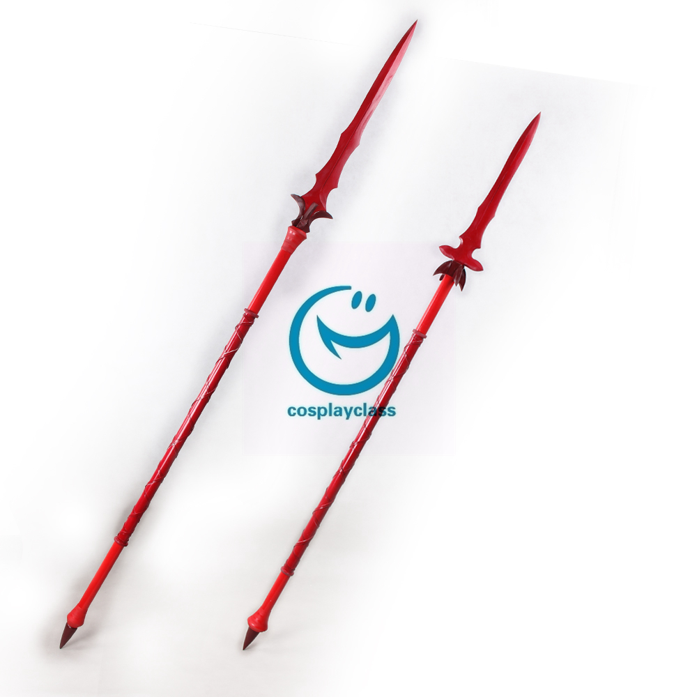 Fate Grand Order Lancer Scathach Gae Bolg Alternative Spear Cosplay