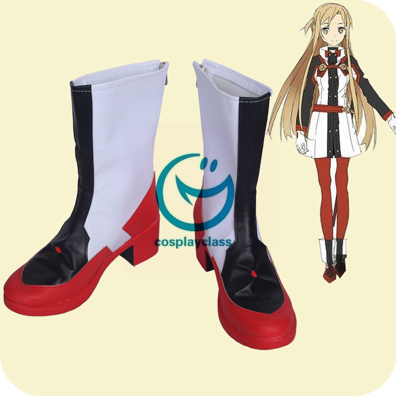 Sword Art Online Ordinal Scale Asuna Shoes