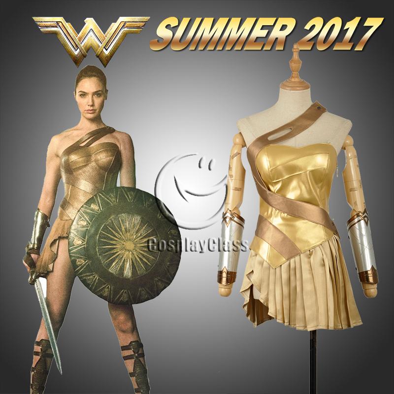 DC Comics Princess Diana of Themyscira/Diana Prince Wonder Woman Cosplay Costume u2013 CosplayClass  sc 1 st  CosplayClass & DC Comics Princess Diana of Themyscira/Diana Prince Wonder Woman ...