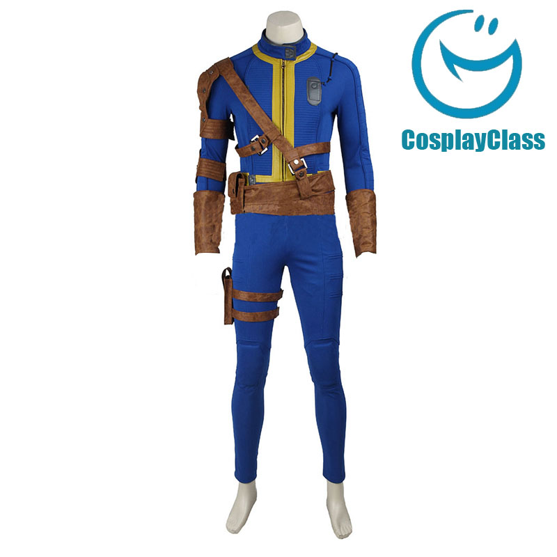 81f400ccf7e Fallout 4 Sole Survivor Vault 111 Cosplay Costume