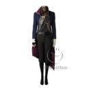 cos11270 Dishonored 2 Emily Drexel Lela Kaldwin Veil Cosplay Costume (1)