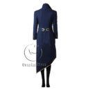 cos11270 Dishonored 2 Emily Drexel Lela Kaldwin Veil Cosplay Costume (2)