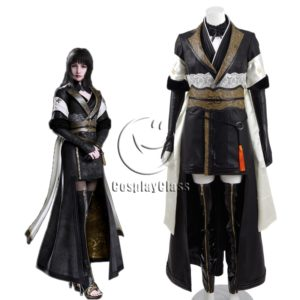 cos11297 Final Fantasy XV FF15 FFXV Gentiana Cosplay Costume (1)