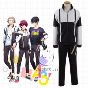 cos11302 A3 School uniforms Cosplay Costume (1)