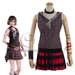 cos11303 Final Fantasy XV FF15 FFXV Iris Amicitia Cosplay Costume (1)