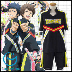cos11314 Cheer Boys!! Daily Uniforms Cosplay Costume (1)