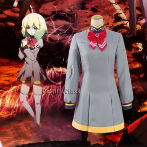 cos11320 Twin Star Exorcists Mayura Otomi Cosplay Costume (1)