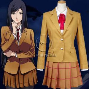 cos11326 Prison School Kurihara mari Cosplay Costume (1)