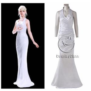 cos11344 Final Fantasy XV FF15 FFXV Lunafrena Nox Fleuret Cosplay Costume (1)