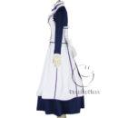cos11350 Black Butler Kuroshitsuji Emma Maid Dress Cosplay Costume (2)
