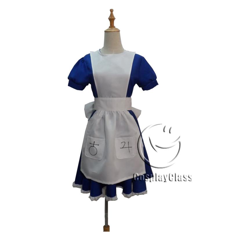 f87ca08ecb3f0 Alice: Madness Returns Alice Dress Cosplay Costume