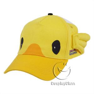 cw11494 Final Fantasy XV FF15 FFXV MOGLI Chocobo Carnival Hat Cosplay Accessory Prop (3)