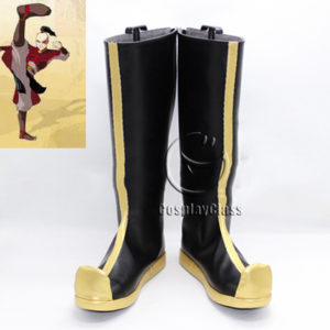 cw11499 Avatar The Last Airbender Zuko Cosplay Boots