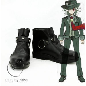 cw11511 Fate Grand Order FGO Edmond Dantes Cosplay Shoes (1)