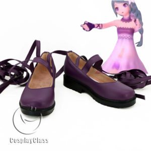 cw11530 Project DIVA X Hatsune Miku Cosplay Shoes (1)