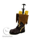 cw11566 Tales of Zestiria Edna Cosplay Boots (2)