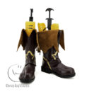 cw11566 Tales of Zestiria Edna Cosplay Boots (4)