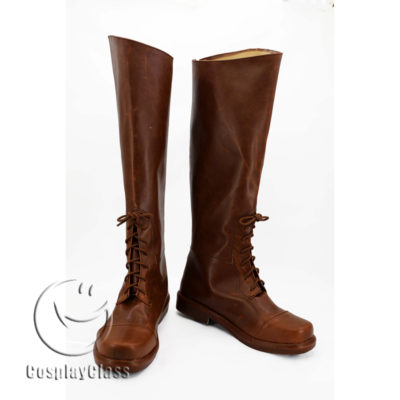 cw11575 Momia, La Richard O'Connell Cosplay Boots (2)
