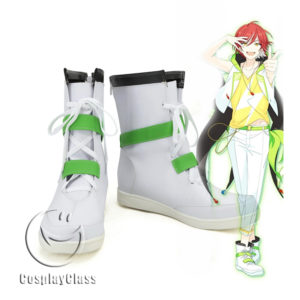 cw11576 Ensemble Stars SWITCH Sakasaki Natsume Harukawa Sora Aoba Tsumugi Cosplay Shoes (1)