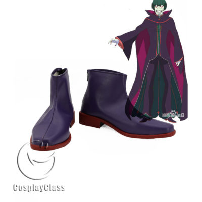 cw11579 Re Life in a different world from zero Petelgeuse Romaneeconti Cosplay Shoes (1)