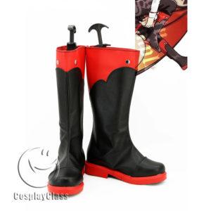 cw11629 Osomatsu-san OSOMATSU Cosplay Boots (1)