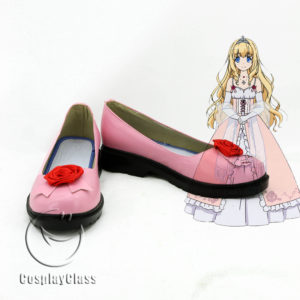 cw11638 Amagi Brilliant Park Latifah Fullanza Ratifa Fururanza Cosplay Shoes (1)