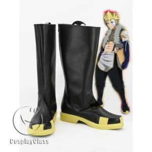 cw11664 Fairy Tail Sting Eucliffe Cosplay Boots (1)