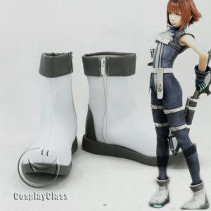 cw11668 Final Fantasy VII FF7 Shelke Cosplay Shoes (1)