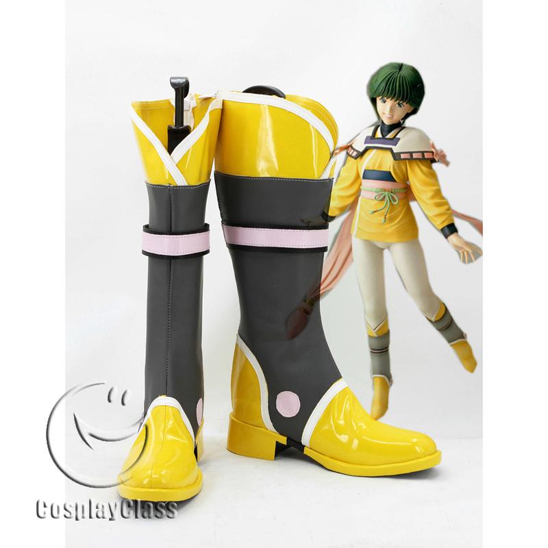 Video Girl Ai Amano Ai Cosplay Boots