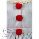 cos11359 Stephen King's It 2017 Movie Clown Cosplay Costume(Include shoes) (8)