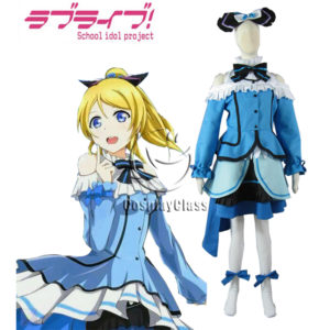 cos11378 LoveLive! Ayase Eli Ellie Chapter 12 Lolita Dress Cosplay Costume (1)