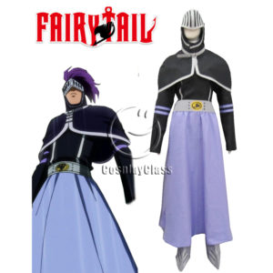 cos11382 Fairy Tail Human Possession Bickslow Cosplay Costume (1)
