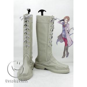 cw11776 Atelier Meruru The Apprentice of Arland Estiy Erhard Cosplay Boots (1)