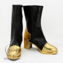 cw11787 God Eater 2 Ciel Alencon Shieru Aranson Cosplay Shoes (2)