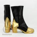 cw11787 God Eater 2 Ciel Alencon Shieru Aranson Cosplay Shoes (3)