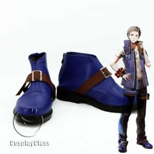 cw11832 God Eater Brendan Burdel Cosplay Shoes (1)