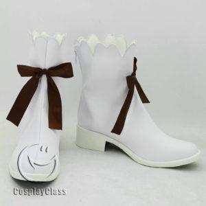 cw11886 Yuki Miku Snow Miku 2015 Cosplay Shoes (1)