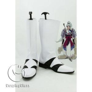 cw11944 Inuyasha いぬやしゃのちちCosplay Boots (1)