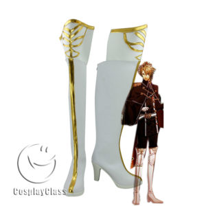 cw11945 AMNESIA Toma Cosplay Boots (1)