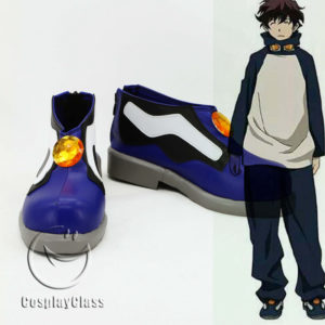 cw11948 Blood Blockade Battlefront Leonardo Watch Cosplay Shoes (1)