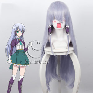 cw12079 In Another World with My Smartphone Else Shileska Cosplay Wig (1)