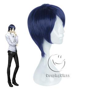 cw12084 Persona 5 P5 Kitagawa Yuusuke Cosplay Wig (1)
