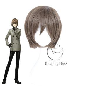cw12088 Persona 5 P5 Akechi Gorou Cosplay Wig (1)