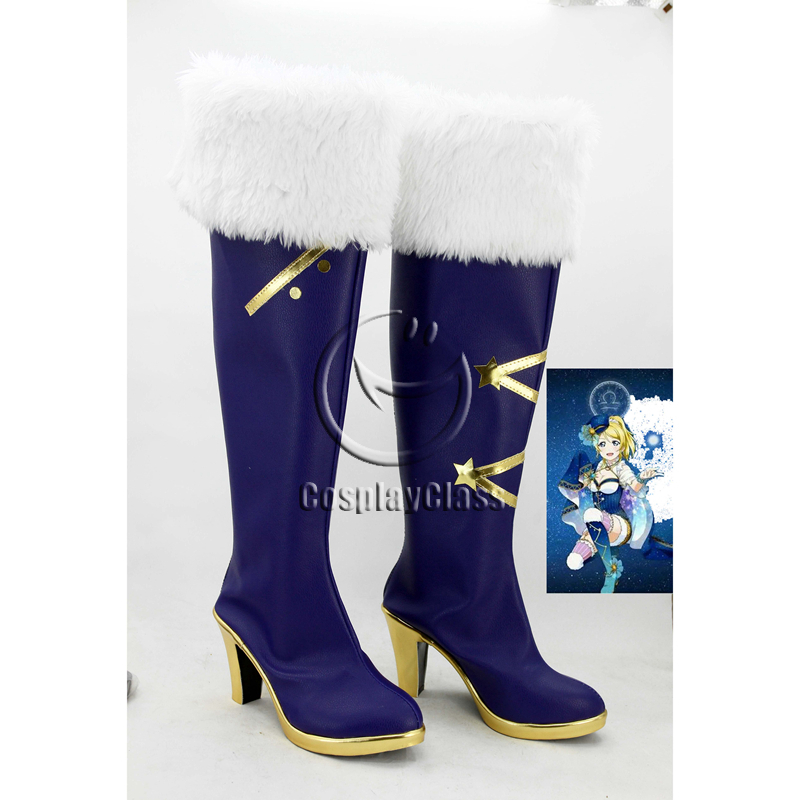 Constellation Awakening Eli Ayase Ellie Cosplay Shoes.  54.00  36.00. -34%.  Add to Wishlist loading bcac201432b6