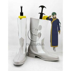 cw12133 Akatsuki no Yona Yona of the Dawn Jeha Cosplay Boots (1)