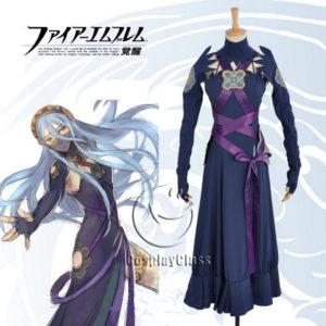 cos11399 Fire Emblem Fates Azura Cosplay Costume (1)