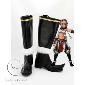 cw12192 (1) Fire Emblem Rinkah Cosplay Boots