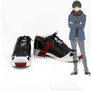 cw12205 Beyond the Boundary Kyoukai no Kanata Nase Hiroomi Cosplay Shoes (1)