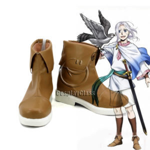 cw12269 Arslan Senki The Heroic Legend of Arslan Arslan Cosplay Shoes (1)