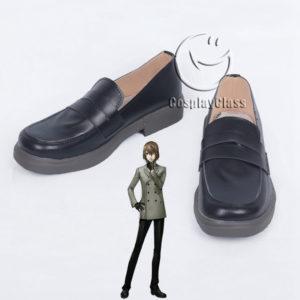 cw12293 Persona 5 P5 Akechi Gorou Cosplay Shoes (1)